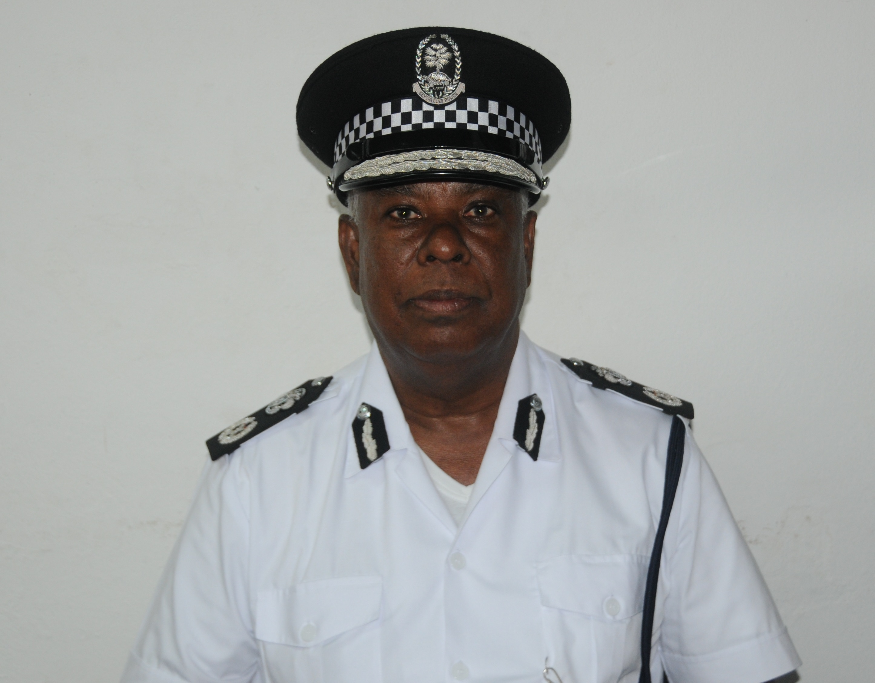 Commisioner of Police Seychelles
